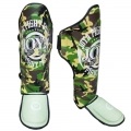 Joya CAMO GREEN Shinguard (Leather)