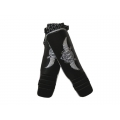 Joya Free Fight Shin Guards Top One Leather